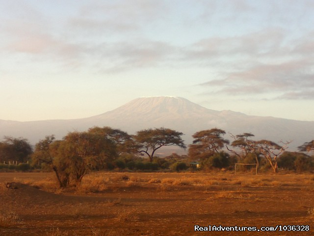 Mount Kilimanjaro - African Home Adventure Safaris