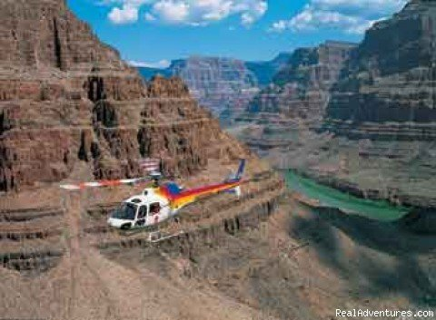 Grand Canyon Helicopter Tour | Image #2/6 | Grand Canyon Tours and Vacation Packages