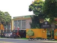 ENTRANCE - Basadre Suites Hotel Lima Peru