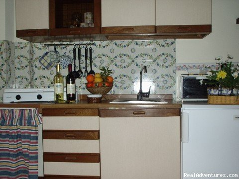 Kitchen Area | Image #6/23 | ELEGANT and LOW-COST APARTMENTS IN PALERMO CENTRE