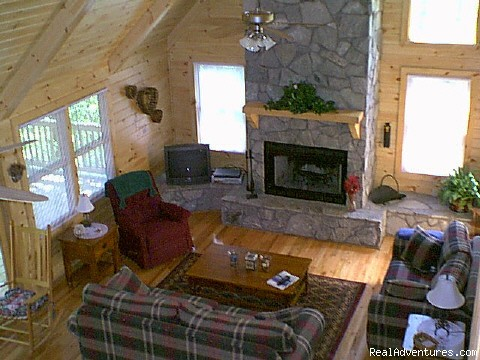 Beautiful vacation log cabins in blue ridge ga blue for 8 bedroom cabins in blue ridge ga