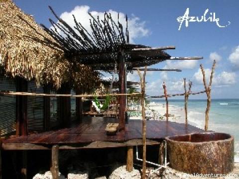 Azulik Cabanas (#1 of 3) - Ecotulum Resorts & Spa -