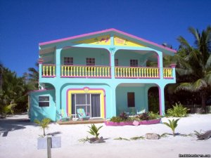 Casual beachfront comfort on Caye Caulker Caye Caulker Island, Belize Hotels & Resorts