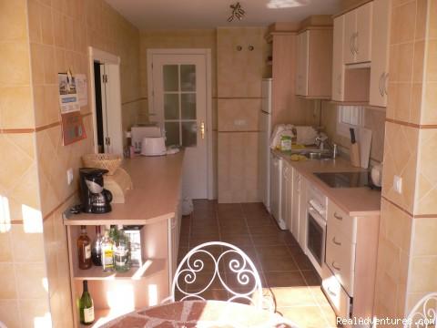 The Kitchen - Beautiful Beachside Luxury Penthouse
