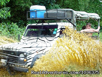 CHUKKA JEEP SAFARI - Adventure of a life time - Fly Drive Jamaica