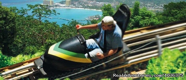 MYSTIC MOUNTAIN - Adventure of a life time - Fly Drive Jamaica