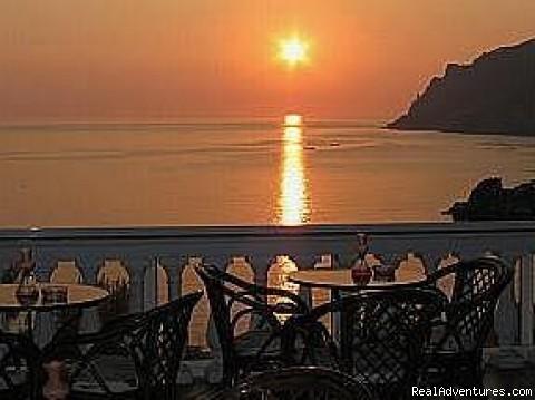 bella-vista's sunset - BELLA-VISTA Apartments