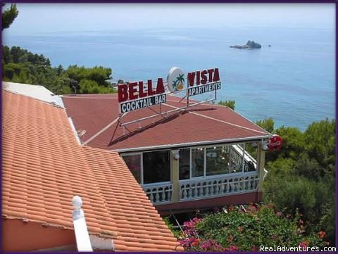 bella-vista's ocean view - BELLA-VISTA Apartments