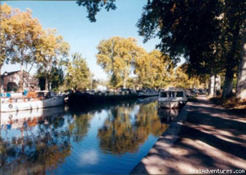 Canal du Midi (#1 of 4) - Bike Tours in France: Loire, Provence, Burgundy