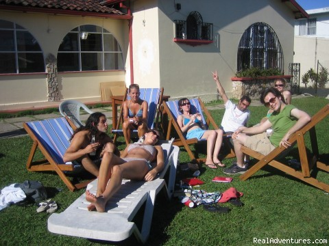 garden - Casa Yoses