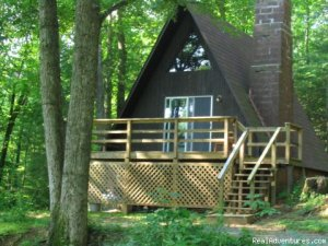 Nature, Comfort & Simplicity, Virginia Cottages Vacation Rentals Crozet, Virginia