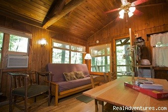 3 Cedar Cottage @ Montfair Resort Farm - Nature, Comfort & Simplicity, Virginia Cottages