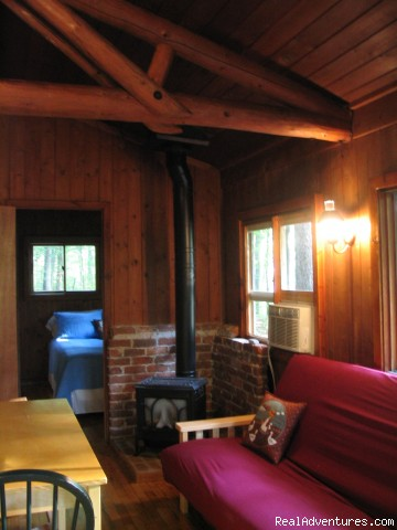 2 Cottage Interior - Nature, Comfort & Simplicity, Virginia Cottages