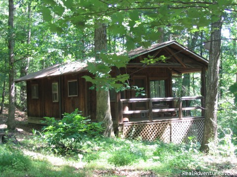 2 Cedar Cottage @ Montfair - Nature, Comfort & Simplicity, Virginia Cottages