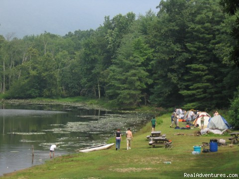Group Camping on Lake front (#12 of 21) - Nature, Comfort & Simplicity, Virginia Cottages