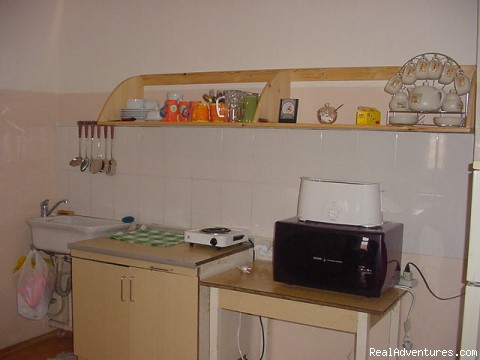 Kitchen - Stay Inn