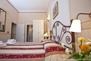 Excellent sleeping before visiting Capri an Ischia Napoli, Italy Bed & Breakfasts