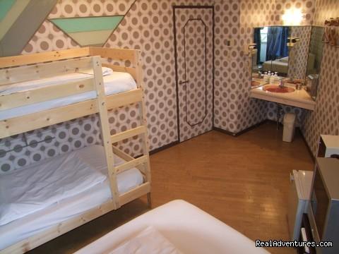 Image #17 of 22 - Bakpak Tokyo Hostel