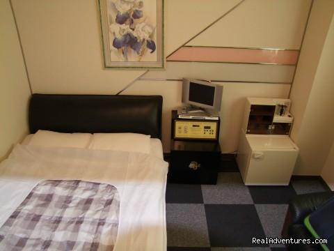Image #21 of 22 - Bakpak Tokyo Hostel