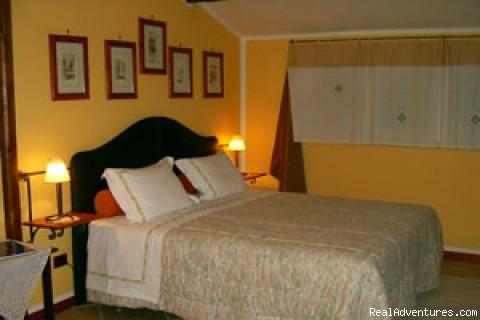 bedroom - Ast�ria b&b - Corigliano d'Otranto - Lecce