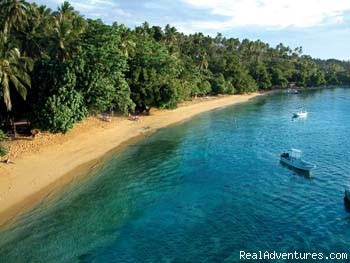 Maravu Beach - Tropical & Exotic Fiji Islands Hideaway