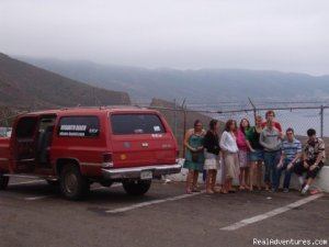 San Diego to Rosarito and back to the border! Rosarito, California Sight-Seeing Tours