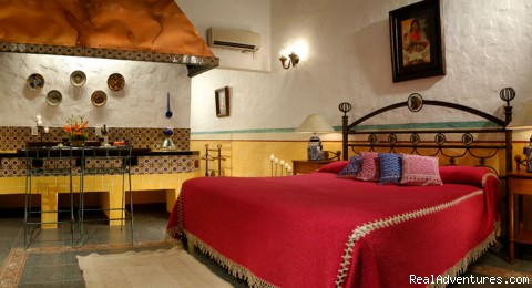 La Galereña Mexican Suite - Romanticism,and Luxxury just at Quinta Las Acacias