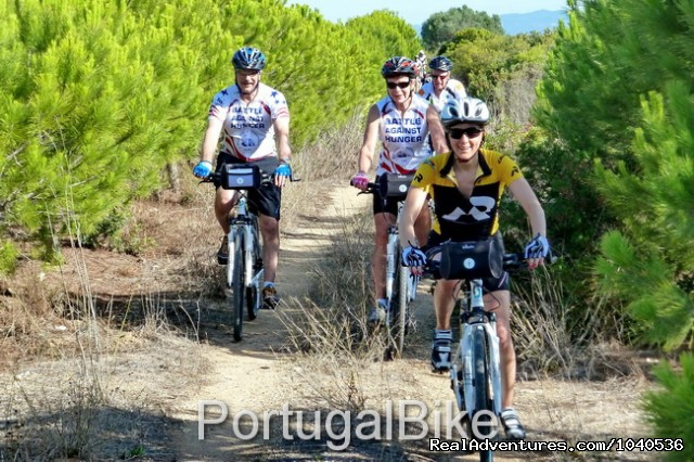 - Portugal Bike - The Amazing Algarve Coast