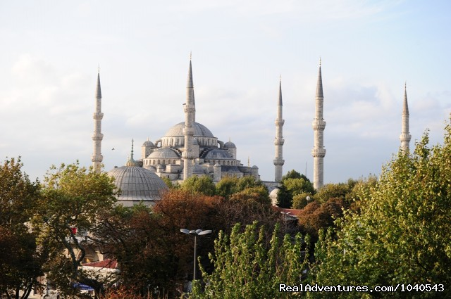 Istanbul Sultanahmet Star Holiday Hotel - Blue Mosque - Cheap Hotel At Istanbul