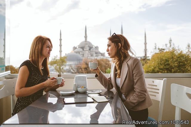 Cheap Hotel At Istanbul