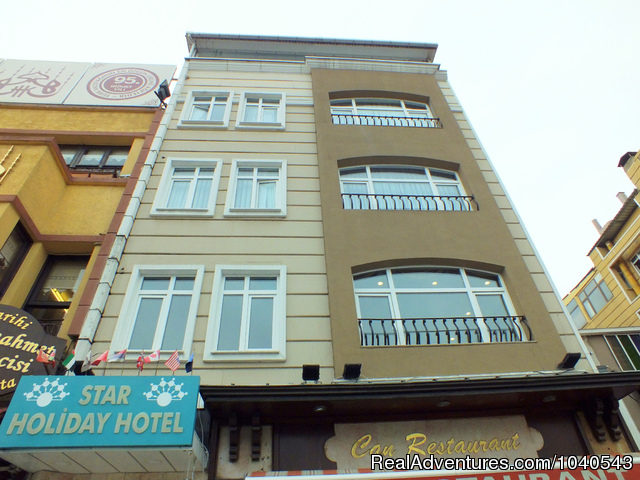 - Cheap Hotel At Istanbul
