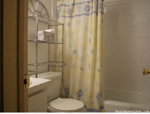 Bathroom - Small But Cute! | Image #5/11 | Freeport Condo Beach Rental