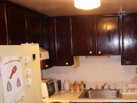 Kitchen - Freeport Condo Beach Rental