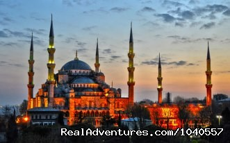 Cairo & Istanbul tour - Anzac tours - Vacations to go travel Egypt