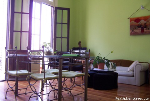 social room! - Stay in the most warm Hostel in Argentina