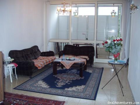 Vacation Apartment In Tel Aviv livingroom
