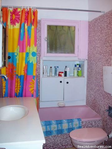 Vacation Apartment In Tel Aviv bath