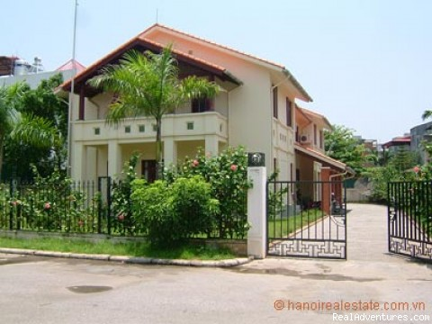 Hanoi Real Estate Agency in Vietnam Villa Listing