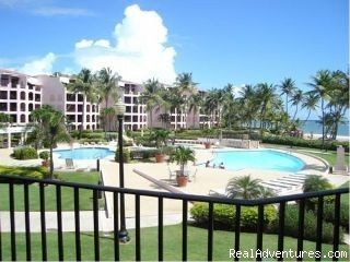 Palmas del Mar Resorts, Humacao, Puerto Rico Crescent & Beach, Pool and Complex