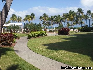 Beach Village view - Palmas del Mar Resorts, Humacao, Puerto Rico