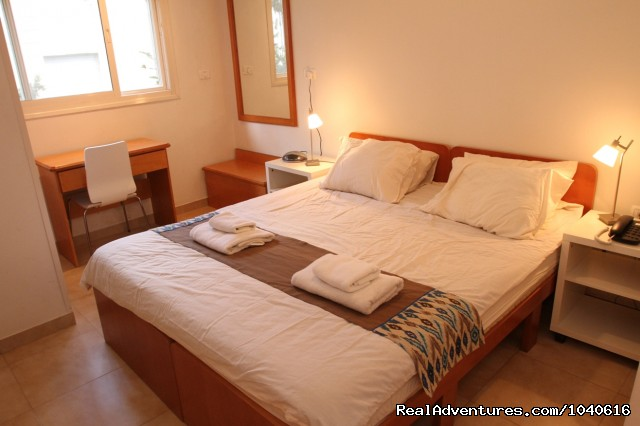 Good beds, with all the comforts of home - Stylish Vacation Apartments in Jerusalem