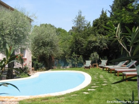 Villa & swimmingpool - B&B Romantic Stay Near Saint Paul de Vence