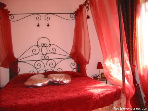Romantic room - B&B Romantic Stay Near Saint Paul de Vence