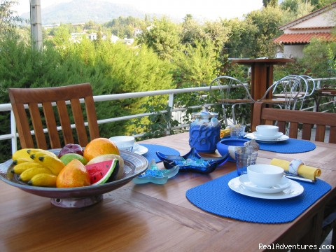 Breakfast - B&B Romantic Stay Near Saint Paul de Vence