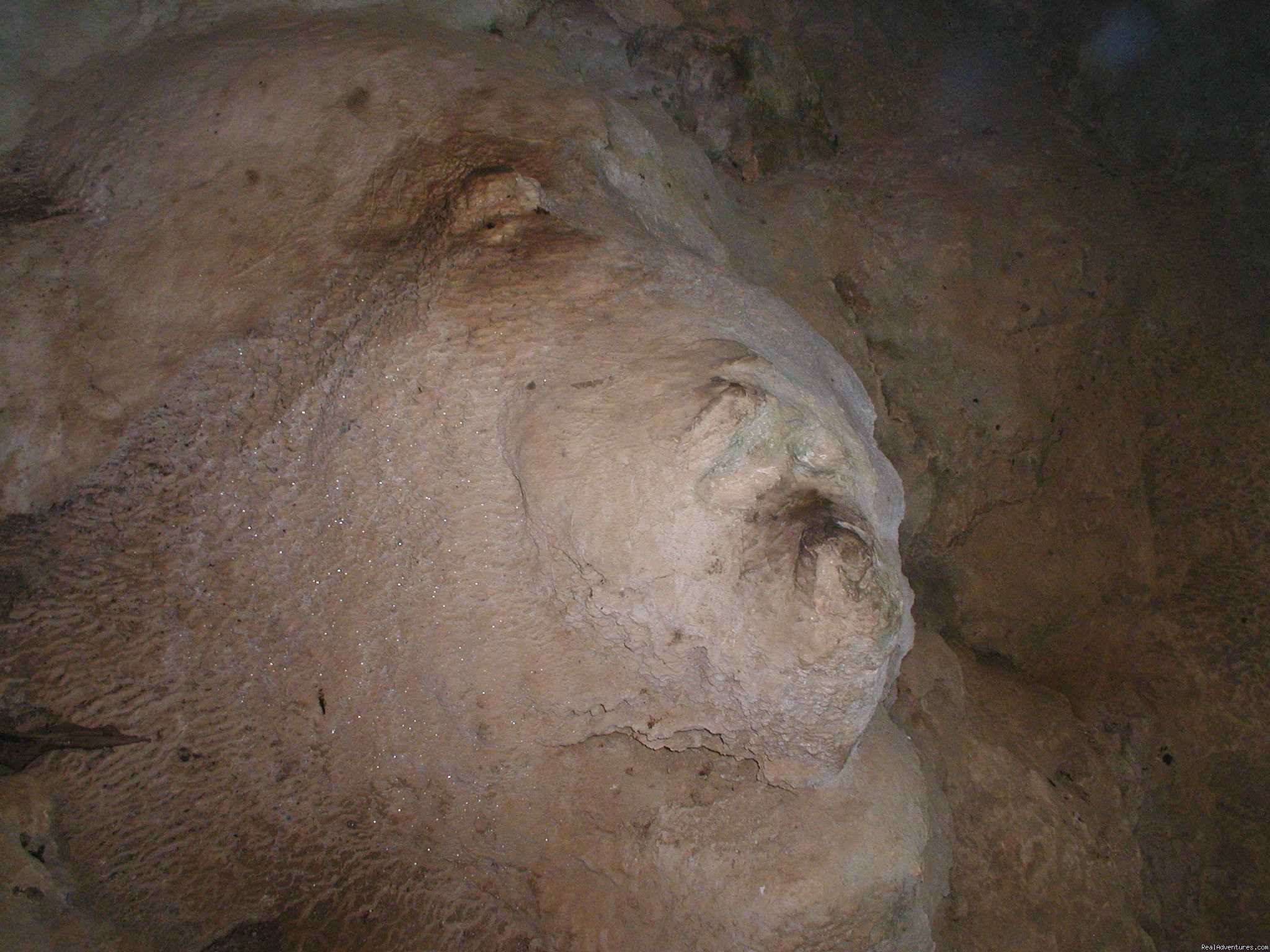 Image within the Cave