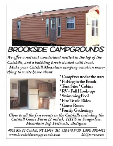 Beyond Camping Cabin - Family Camping, Cabin Rental, RV Full Hook up