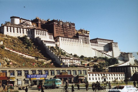 Potala Palace - Cheap and relaiable Adventure with See-Nepal Trave
