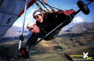 Hang gliding and Paragliding Queenstown, New Zealand Paragliding