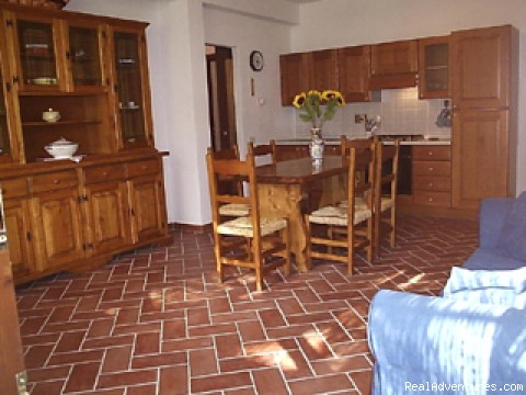 - Beautiful apartments along the Chianti road