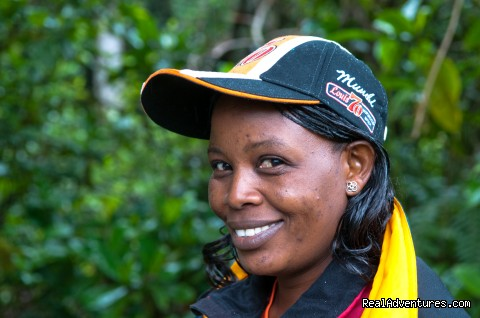 Your guide and tour operator Mary (#2 of 26) - Climbing Mt Kenya/kilimanjaro/wildlife Safaris